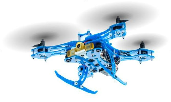 Drone toy prices? Gao Tongxiao Dragon 801 announced reference design
